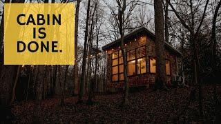 Semi Professional Amateur builds himself a Cabin - Cabin Build Ep.50.2