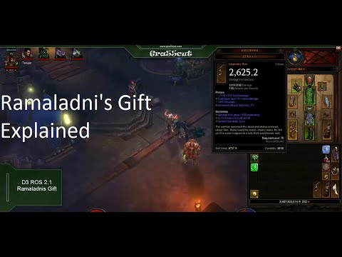 D3 ROS 2.1 Ramaladnis Gift Explained