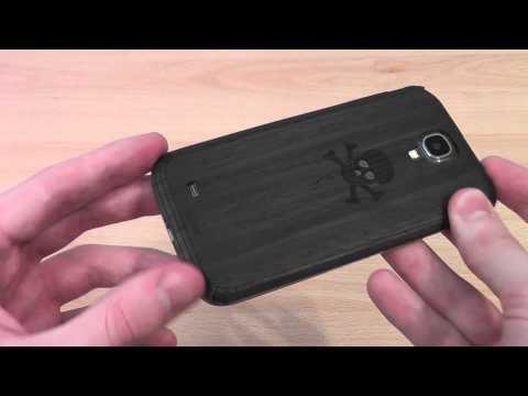 Toast Wooden Samsung Galaxy S4 Skin