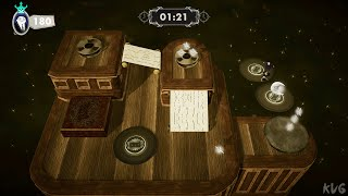 The Addams Family: Mansion Mayhem - Eye Roller (Mini Games) - Gameplay (PC UHD) [4K60FPS]