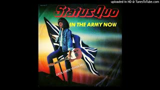 Status Quo - In The Army Now/The Last Post.. SD versions.