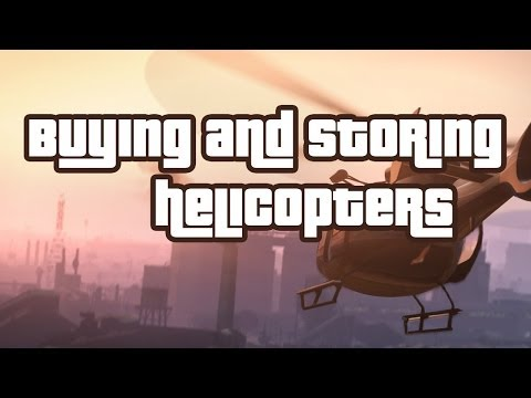 GTA V Online - Buying And
