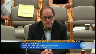 Evergreen president: Even WORST student agitators were merely placed on probation!