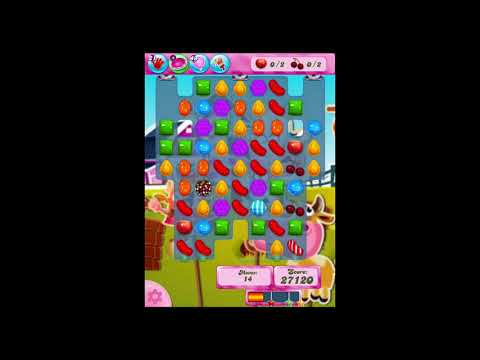 Candy Crush Saga Level 242 Walkthrough