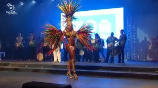 Melhores momentos da final do concurso Rainha do Carnaval 2018