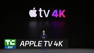 Apple TV gets a 4K HDR upgrade