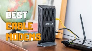Best Cable Modems In 2020 Top 5 Cable Modem Picks