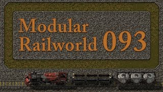 Factorio Base Tour - 10000 SPM Highly Optimized Train