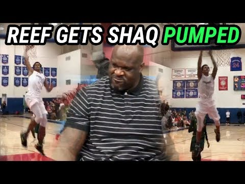 Shareef O'Neal Is UCLA READY! Drops BUCKETS In Front Of SHAQ & Catches DUB 🏆