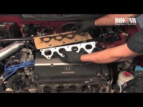 How to change Exhuast Manifold - 2000 Honda Civic