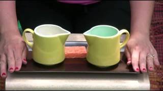 Montessori Practical Life Lesson - Water Pouring I
