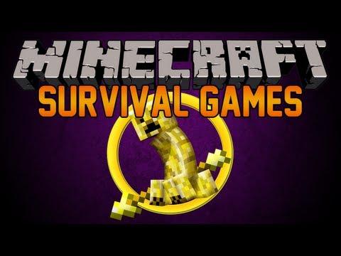 Minecraft Survival Games: Game 1 - Stupid Keyboard