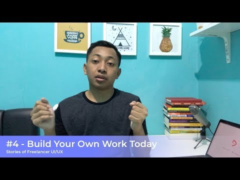 #4 - Build Your Own Project As a Freelancer UI/UX Design