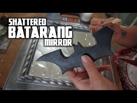 Making A Batarang Mirror