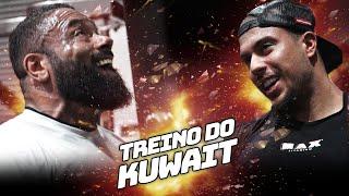 BALESTRIN E HORSE - TREINO IGUAL DO KUWAIT NO CT