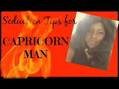 How to Seduce a Capricorn Man