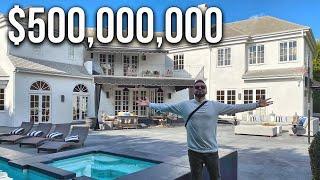 ME CAMBIO DE CASA! y Tour de Mansión de $500 MILLONES DE PESOS!| Salomondrin
