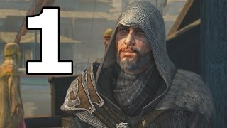 Assassin's Creed Revelations Remastered Walkthrough Part 1 - No Commentary Playthrough (PS4)