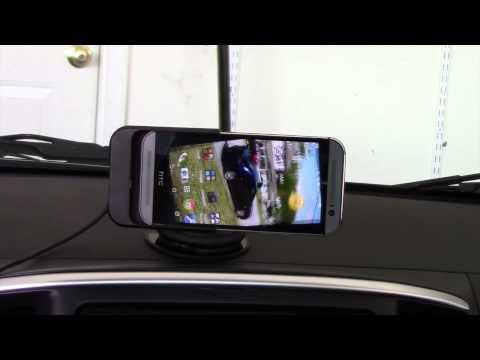 HTC One M8 Car Dock