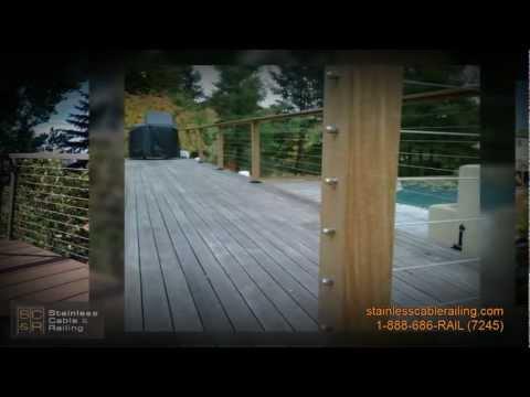 TREX DECKING Beautiful Deck Railing Ideas