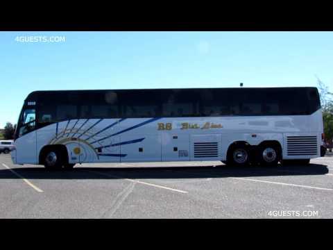 RS BUS LINE ~ ORANGE COUNTY, LOS ANGELES CA