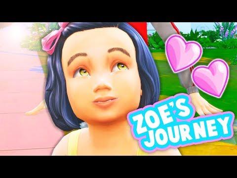 FAMILY BONDING IS IMPORTANT💕 // THE SIMS 4 | ZOE'S JOURNEY #10