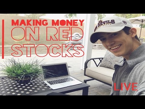 How To Make Money On A Red Stock | Penny Stock Investor