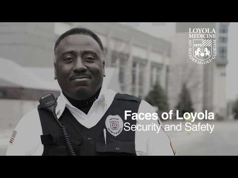 Faces of Loyola: Sergeant Keith Miller
