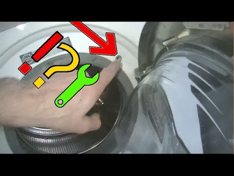 2 washing machine repair and rebuild miele novotronic w817  II  part two