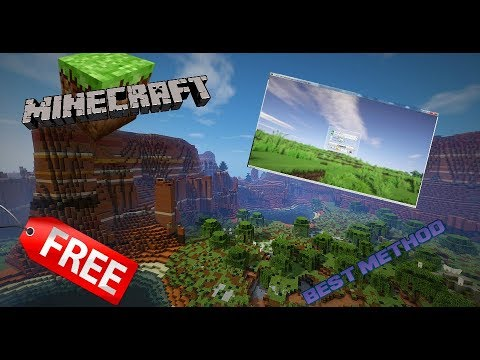 How to get minecraft for free 1.12.2 with multiplayer server