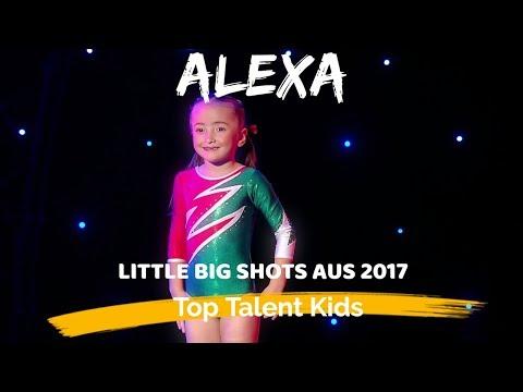 Xxx Mp4 6YO GYMNAST ALEXA LITTLE BIG SHOTS Australia 3gp Sex