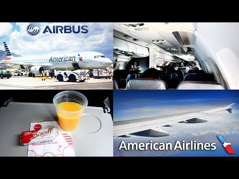 TRIP REPORT: American Airlines | Los Cabos (SJD) to Phoenix (PHX) | Airbus A321 | AA 533 | Economy