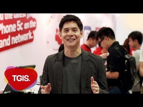 SingTel iPhone 5S & 5C Launch Event (TGIS S03E06)