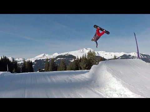 Snowpark Les Gets 2018
