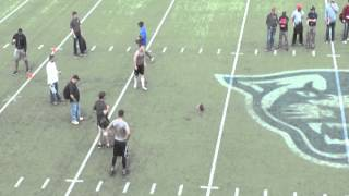 Wil Lutz Pro Day 3/11/2016