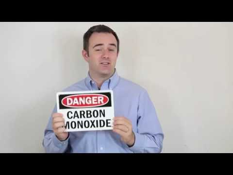 How do you know if you have Carbon Monoxide poisoning?