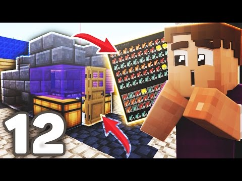THE BEST FARM FOR SKYBLOCK!   Minecraft SKYBLOCK EPISODE #12