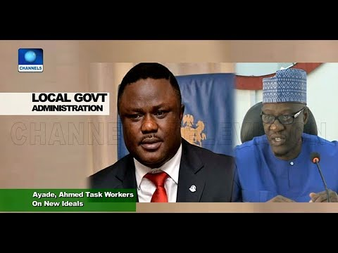 Cross River, Kwara Govts Promises To Improve LGs Revenue Generation |News Across Nigeria|