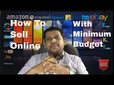 How To Start On Online Ecommerce Business With Minimum Budget