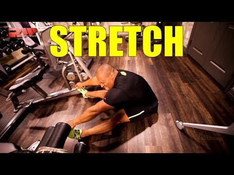 How to Increase Flexibility -  Hamstrings Stretch       [Muscle Training & Growth]