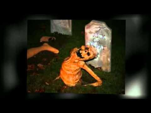 Outdoor Halloween Decorations - creativehalloweenyarddecor.com