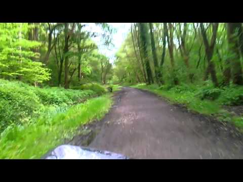 Oakamore to Alton Station: Churnet Valley Old Railway Line:Trail