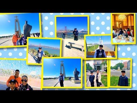 Portugal Day 3 & Spain Day 1: Lisbon & Madrid - Travel VLOG / Gopro