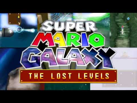 Super Mario Galaxy The Lost Levels - Trailer