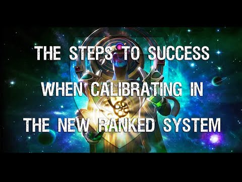 How to Successfully Re-calibrate Your MMR in the New Ranked System | How To Play Dota 2 | PVGNA.com