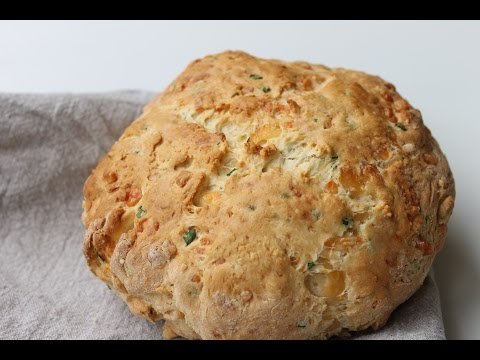 Easy recipe: How to make easy cheesy damper