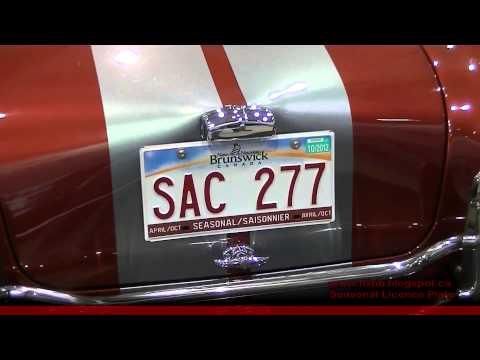 Seasonal Licence Plates (FixNB)