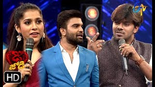 Sudheer   Rashmi   Pradeep   Funny Joke   Dhee Jodi   21st August 2019    ETV Telugu