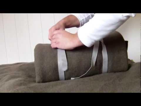 Wool Blanket Sleeping Bag wool blanket triks