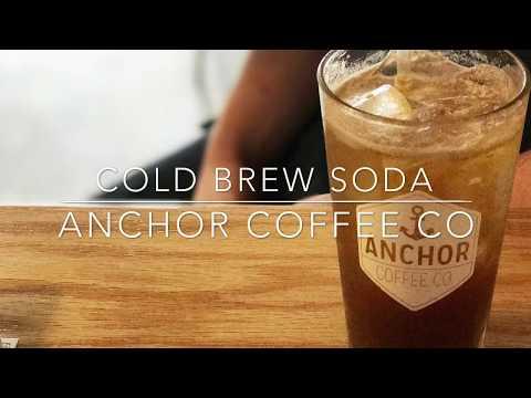 Coffee Mixology: Making A Lemon-Lime Cold Brew Soda